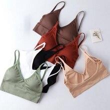 Push Up Tube Top Bra For Women Bralette Female Bras Lingerie Fitness Tops Brassiere Underwear Bralet