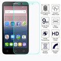 "Tempered Protector Glass Film For Alcatel One Touch idol 3 4.7 5.5"" POP4 4S Pixi 4 C5 C7 C9 Pop 3 5.0 5.5 Pixi 3 4.0 4.5 4027"