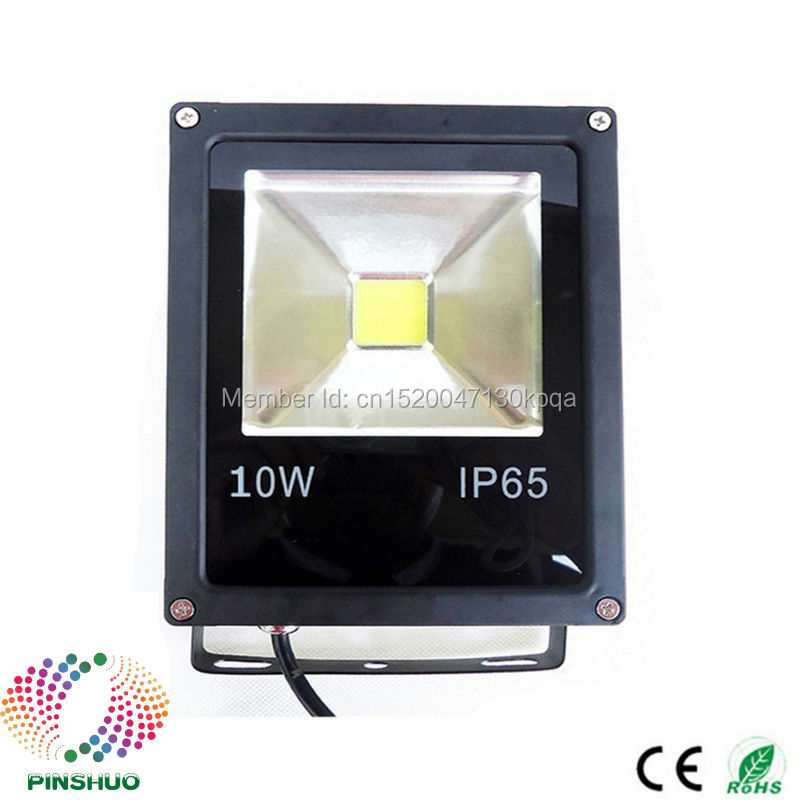 (3PCS/Lot) 3 Years Warranty Brigdelux Chip AC85-265V 10W LED Flood Light LED Floodlight Outdoor Tunnel Spotlight Bulb