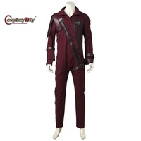 Cosplaydiy Guardians of The Galaxy 2 Groot Cosplay Costume Outfit Baby Groot Halloween Superhero Party For Men Adult Custom Made