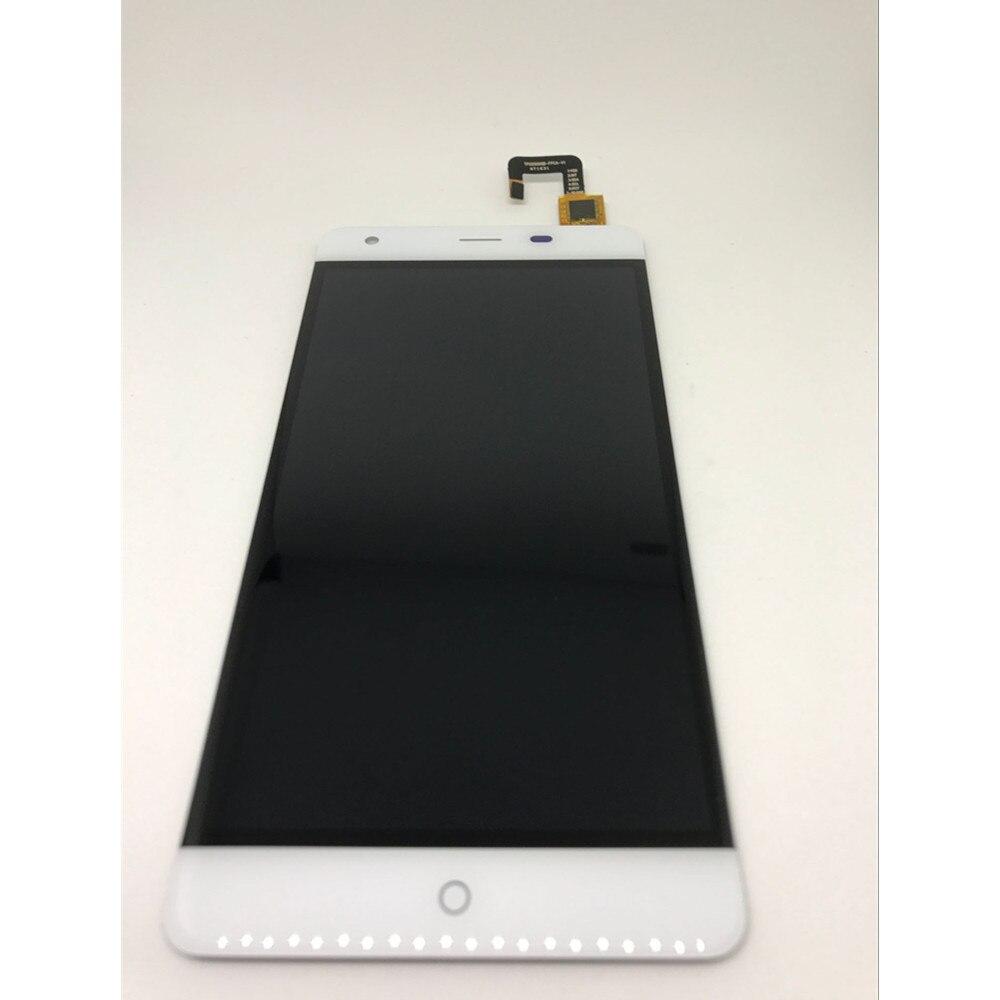 imágenes para 100% Original Ulefone Power LCD Display + Digitalizador de Pantalla Táctil Assemblely Reemplazar para Potencia 5.5 ''MTK6753 Ulefone Teléfono Inteligente