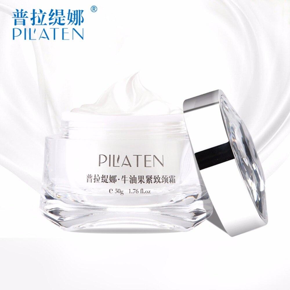 Pilaten Official Store 1pcs Pil'aten Avocado Lifting Neck Cream 50g/pc Free shipping afusa 50g