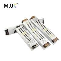 Ultra Thin Switching Power Supply 12 Volt LED Transformers 12V 10A 25A 110V 220V To DC