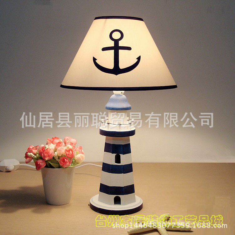 TUDA Free Shipping LED Table Lamp Mediterranean Style Table Lamp Arts and Crafts Household Adornment Wood Desk Lamp E27 110V-220 free shipping christmas deer table european diy arts crafts home decorative elk wood craft gift desk self build puzzle furniture