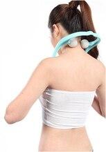 Neck Cervical Massage Manual Shoulder Vertebrae Massager Prevention Spondylosis Health Care Gift Giving Beauty Bar Tool