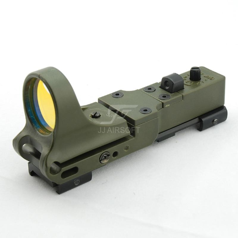 ФОТО Element SeeMore Railway Reflex C-MORE Red Dot Sight (OD Green)