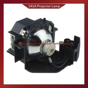 Image 2 - Yedek Projektör Lambası Ile Konut ELPL34/V13H010L34 EPSON EMP 62/EMP 62C/EMP 63/EMP 76C/EMP 82/ EMP X3/PowerLite 62C