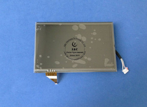 "Image 2 - LTA070B056Fオリジナルa +グレード7 ""インチ液晶画面表示でタッチスクリーンデジタイザパネル用カーナビゲーション"