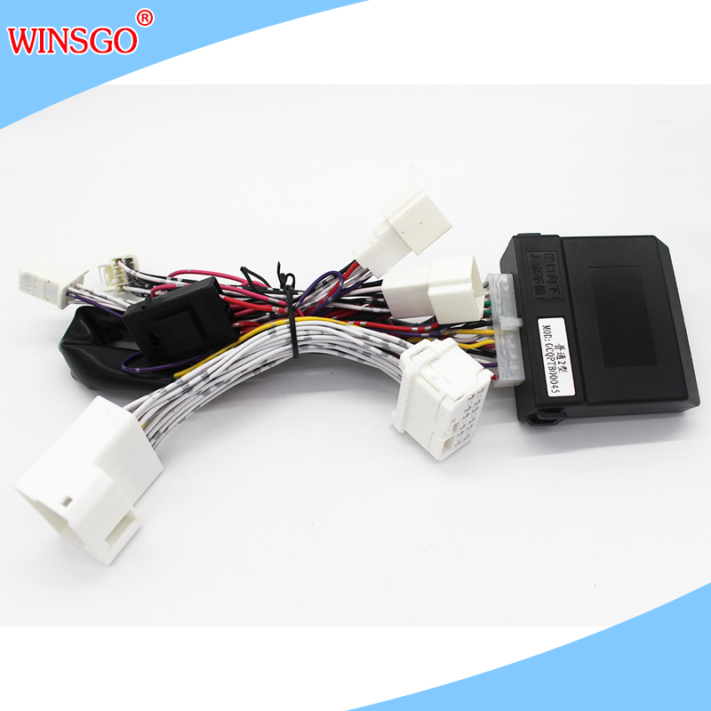 Car Window Closer Relay Roll Up LHD Left Hand Drive For Toyota Fortuner 2016+