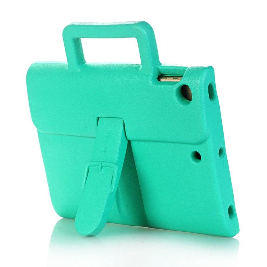 For ipad air 2 case kids Non-toxic EVA Foam Stand Cover For ipad air funda / For ipad 2017 cover capa for ipad pro 9.7 case