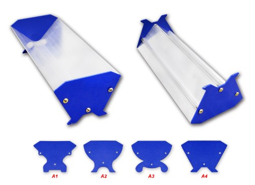 33cm  Emulsion Scoop Coater screen printing screen press