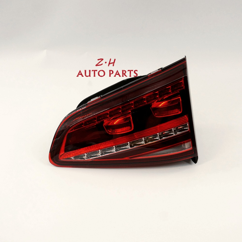 New LED Dark Red Right Inside Taillights Tail Lamps Tail Light Assembly 5G0 945 308 A For VW Golf GTI R MK7 2013 2016 5G0945308A