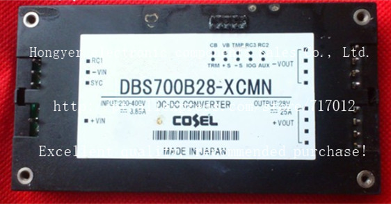 Free Shipping DBS700B28-XCMN  DC/DC: 200V-400V-28W ,Can directly buy or contact the seller free shipping 2sp0115t2a0 12 igbt driver module the new element quality assurance can directly buy or contact the seller