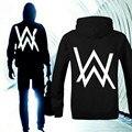 2016 new winter alan walker sweatshirt clothes DJ Alan Walker faded with male and female coats Alan Walker Hoodie