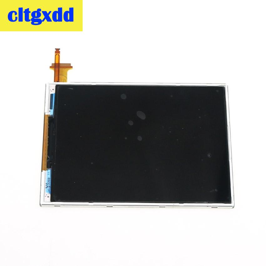cltgxdd Replacement Upper Top Bottom Lower LCD Display Screen for NEW 3DS XL LL Repair Parts Display Panel in Replacement Parts Accessories from Consumer Electronics