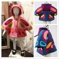 Baby girls fall out cloak cloak children's cloak cape overcoat baby cloth