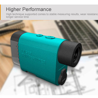 1000M Laser Rangefinder Portable Monocular Telescope Golf Rangefinder Angle Measurement Hunting Precision
