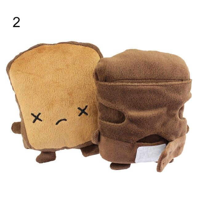 1 Pair Toast Bread Soft...