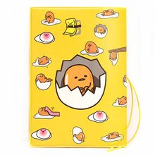 2019 New PVC Leather Lazy Egg Passport Holder Unisex Travel Multifunctional Covers ID Card Bag Fashion Wallets