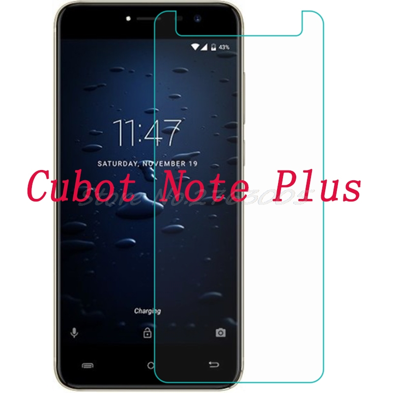 2PCS NEW Screen Protector Phone For Cubot Note Plus  5.2