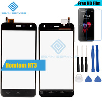For Homtom HT3 Touch Panel Perfect Repair Parts Tools 100 Original Touch Screen 5 0inch For