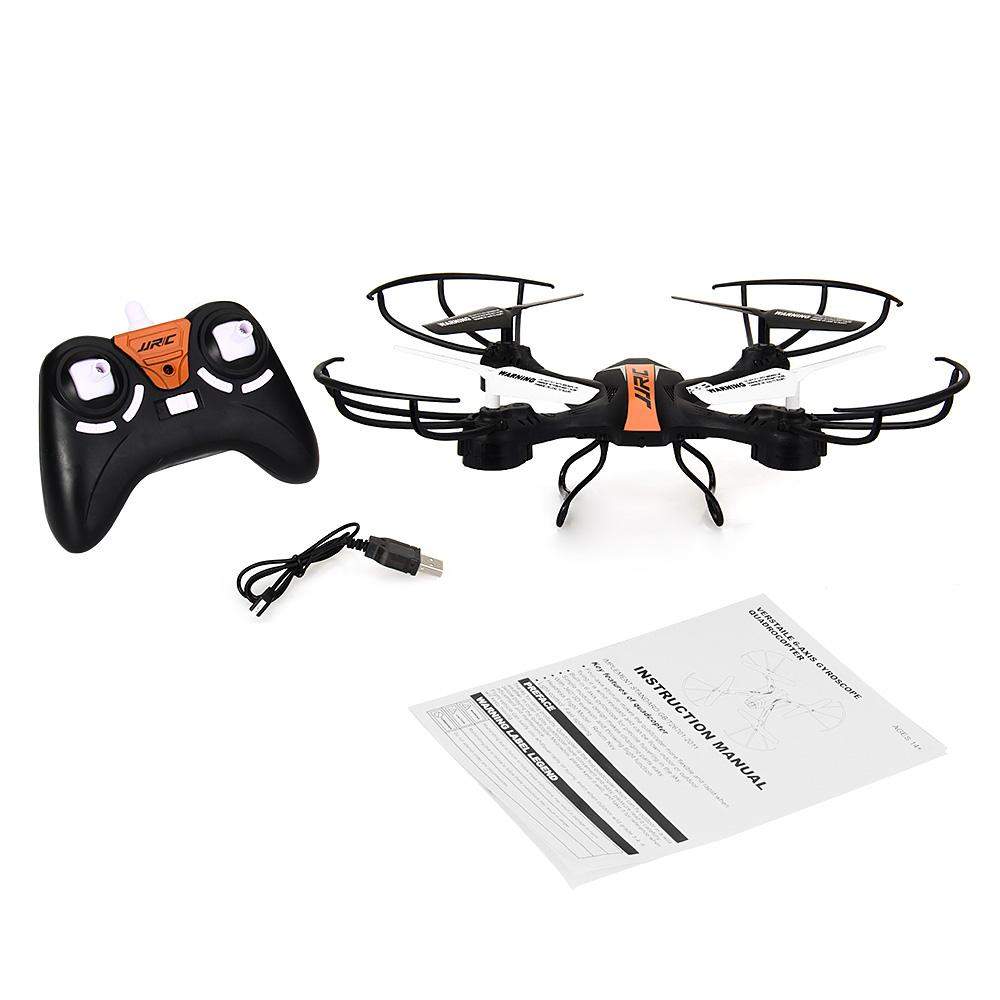 JJRC H33 Racing drone 2.4G 4CH Headless Mode One Key Return 3D Eversion RC Quadcopter Mini Remote control toy