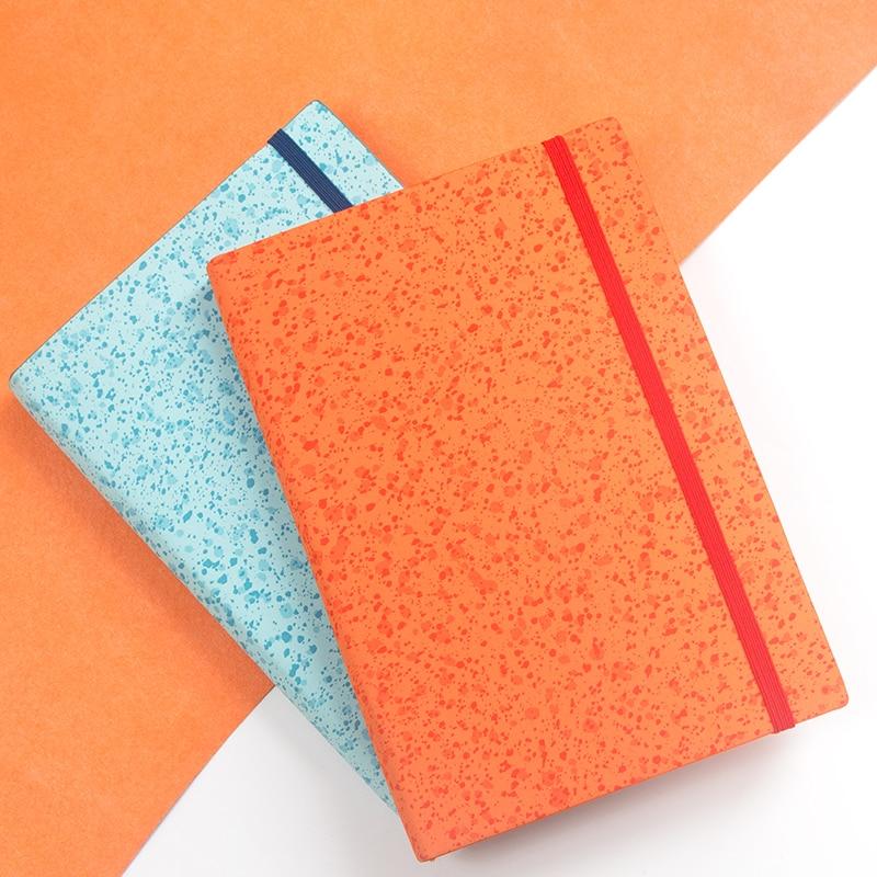 A5 Binding band notebook Business Notebook/Diary/Recordbook/Handbook/Notebook/Printing/Sheepskin/Calendar Notebook Planner