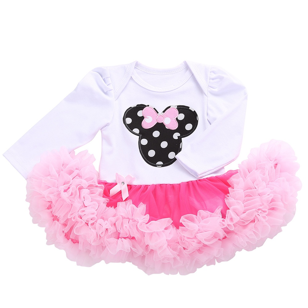Nette Baby Party Prinzessin Infant Ersten Geburtstag Kleid Strass ...