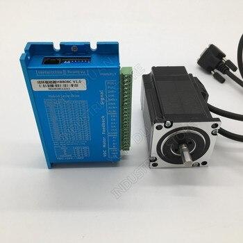 Closed Loop Stepper Motor Driver  Nema17 42MM 0.68Nm 68Ncm 100Oz-in 8mm ShaftHybird Encoder Easy Servo 2 Ph Stepper Motor Kits