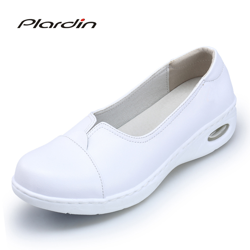 Pure Leather Women Shoes