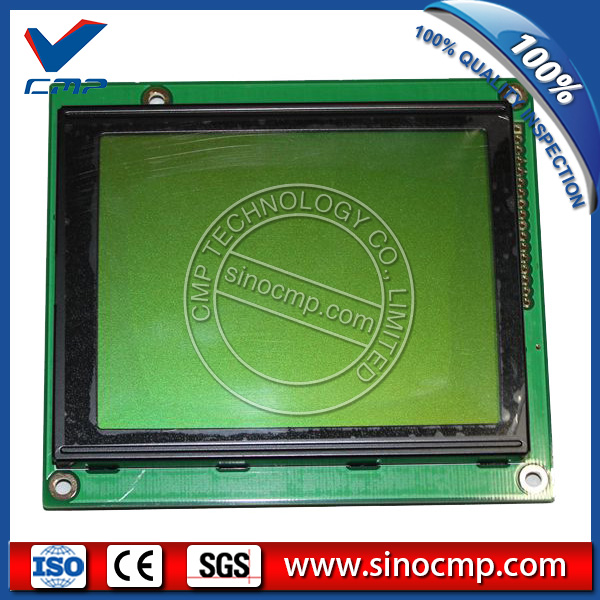 SK200 2/3/5 SK 2/3/5 LCD Panel Display Screen for Kobelco Excavator Monitor-in A/C Compressor & Clutch from Automobiles & Motorcycles    1