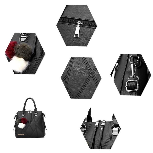Nevenka Women Bag Network Casual Tote Evening Bags Brand Fashion Handbag Female Pu Leather Handbags Lady Bag Top-Handle Bags Sac