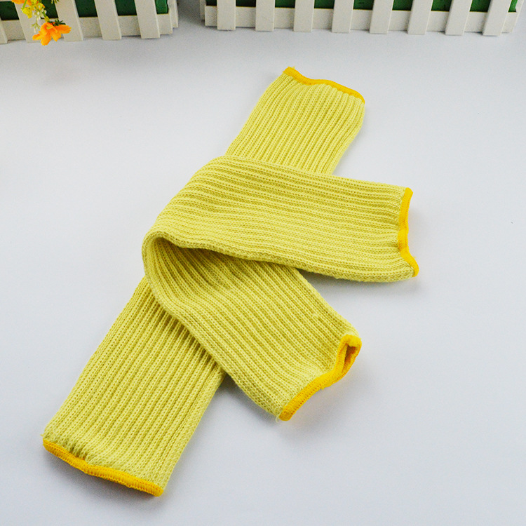 Ten-pin encryption double thick gloves with armband outdoor camping tourism equipment for self-defense anti- cut armband