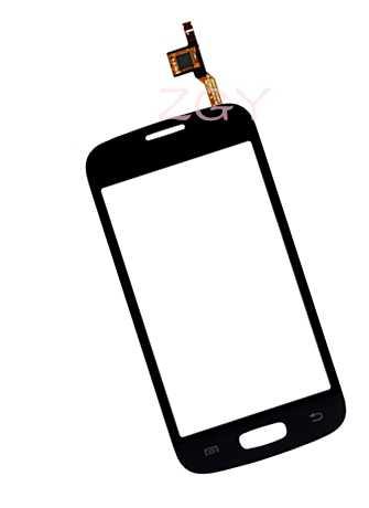 ZGY עבור מסך מגע Digitizer חיישן חיצוני זכוכית עדשת לוח עבור Samsung Galaxy כוכב Pro S7262 GT-S7262 S7260 שחור או לבן