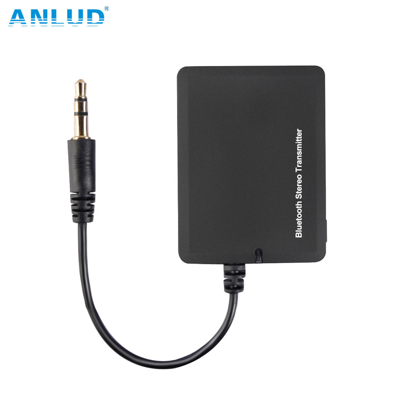 Gelernt Anlud Bluetooth Transmitter Mini 3,5mm Audio Drahtlose Tv Sender A2dp Stereo Dongle Adapter Für Ipod Mp3 Mp4 Pc Lautsprecher Entlastung Von Hitze Und Sonnenstich