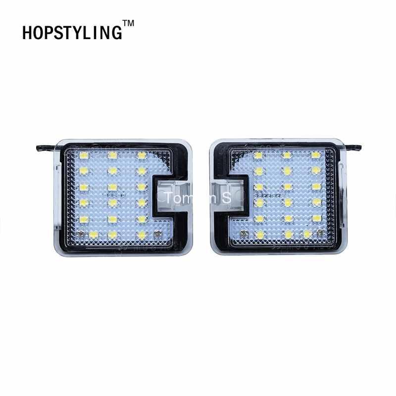 Hopstyling2x untuk Ford LED Sisi di bawah Cermin Cahaya Genangan - Lampu mobil - Foto 5