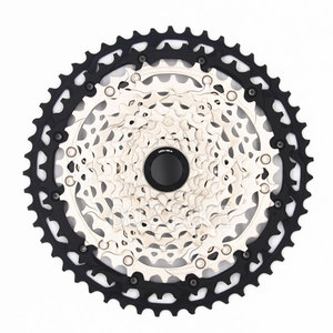 Image 2 - SHIMANO DEORE XT CS M8100 Cassette Sprocke M8100 Freewheel Cogs Mountain Bike MTB 12 Speed 10 45T 10 51T M8100 Cassette Sprocket