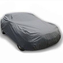 AUTO XL Extra Große Größe Volle Car Cover UV Atmungsaktiv Regen Wasserdichte Outdoor Indoor