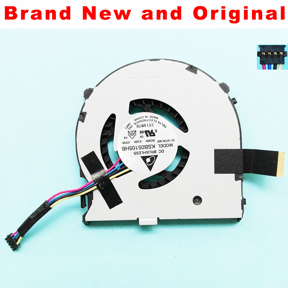 New cooler for HP Revolve 810 G1 laptop cpu cooling heatsink with fan 716736-001