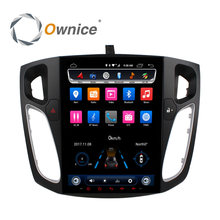 Android-автомобиль DVD мультимедиа плеер для Ford Focus 2012 2013 2014 2015 автомобиля gps навигация развлекательная Системы радио компьютер
