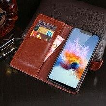 Pour Blackview A30 étui Style affaires Flip portefeuille en cuir Fundas couverture pour Blackview A30 étui téléphone portable sac accessoires