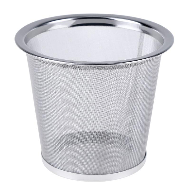 Stainless Steel Tea Strainer Mesh Tea Infuser Reusable Strainer Loose Tea Leaf Spice Filter Tea Strainer For Teapot