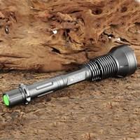 UniqueFire UF X6S CREE XM L T6 LED 1000lm 5 Mode White Flashlight W Strap Grey