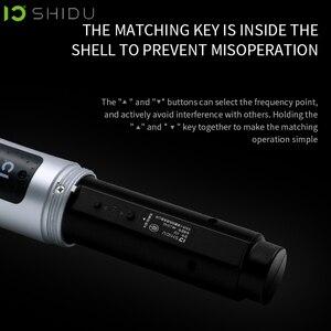 Image 5 - SHIDU 무선 마이크 핸드 헬드 UHF 다이나믹 무지 향성 휴대용 음성 증폭기 6.5mm 플러그 수신기 U20