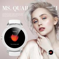 Xiaomi Ticwatch Bluetooth 4.1 Smart Watch WIFI Waterproof Fitness Heart Rate Tracker 24 Hour Instruction Message Reminder Call