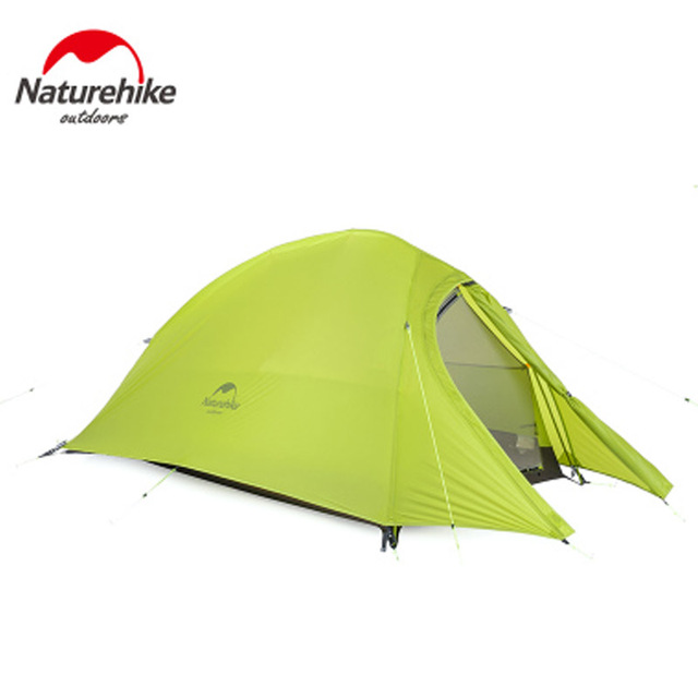 Naturehike NH15T002-T 2 peoples Tent easy to use CloudUp Series Ultralight Hiking Tent 20D  sc 1 st  AliExpress.com & Naturehike NH15T002 T 2 peoples Tent easy to use CloudUp Series ...