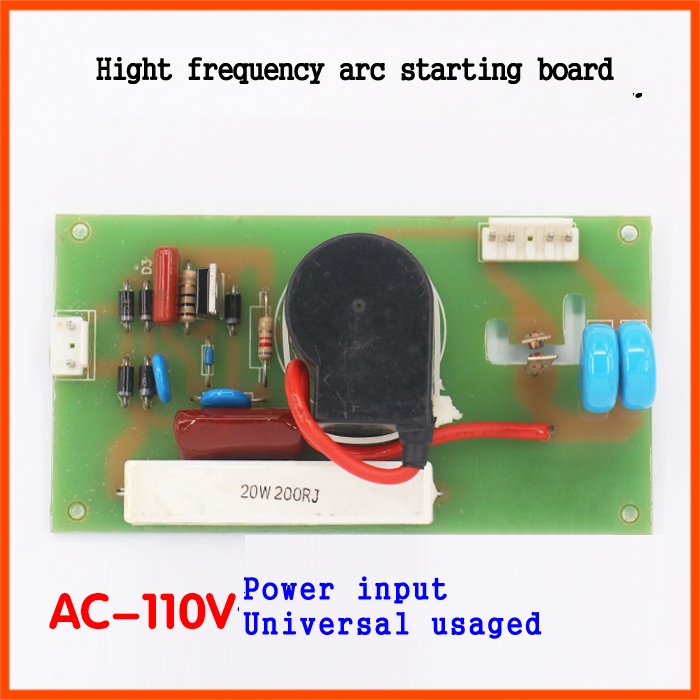 AC110V AC input frequency arc ignition board,fireboard,high voltage board for WS/TIG/LGK welding machineAC110V AC input frequency arc ignition board,fireboard,high voltage board for WS/TIG/LGK welding machine