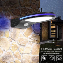 36 LED Solar Light Solar Wall Night Lights Motion Sensor LED Solar Wall Lamp For Outdoor Yard Garden Lamps Waterproof Dropship 4 pack radar sensor solar rechargeable led wall light outdoor garden lights waterproof outdoor led lights for solar power