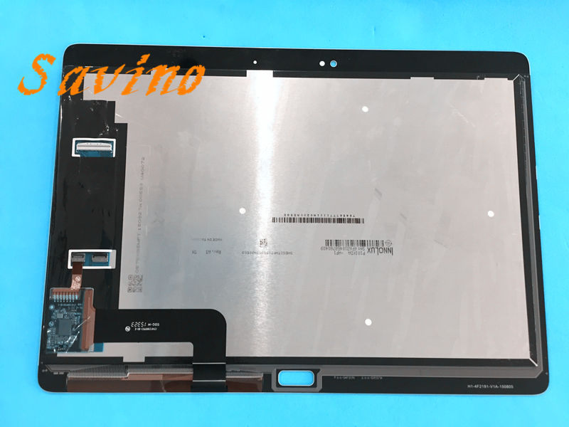 New high quality for HUAWEI MediaPad M2 10.0 10.1 inch M2-A01L M2-A01W LCD Display and with Touch Screen Digitizer Assembly genunie lcd display screen flex cable for huawei mediapad m2 a01w m2 a01l m2 a04l lcd connect mainboard flex replacement repair