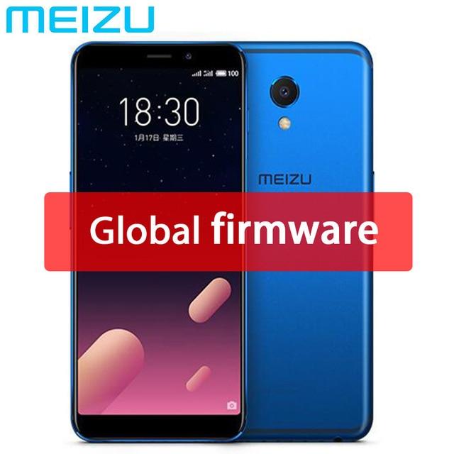 """Оригинал Meizu M6s mblu S6 4G LTE Exynos 7872 гекса Core 3 GB 32 GB 5,7 """"полный экран 16.0MP Камера отпечатков пальцев сотовый телефон"""